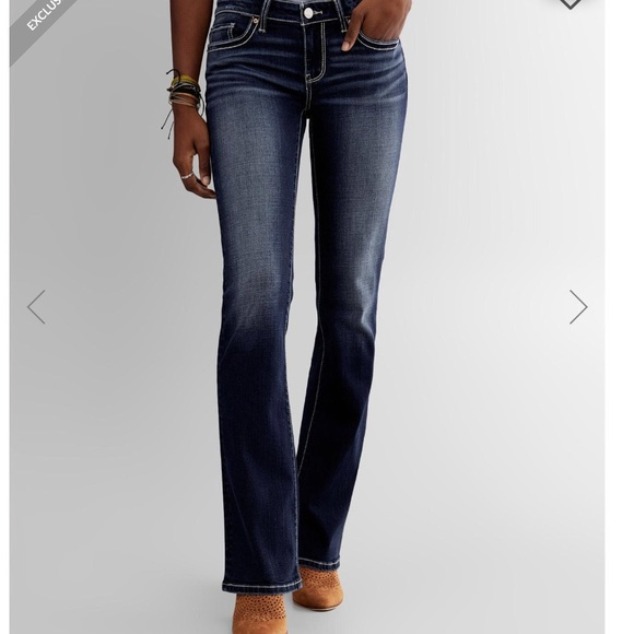 BKE Stella flare boot cut jeans 👖